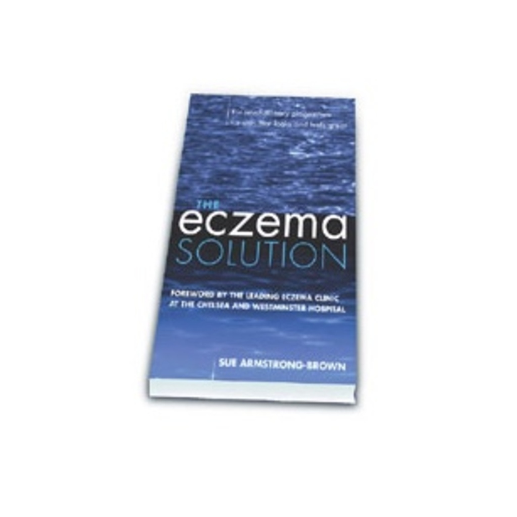 'The Eczema Solution' by Sue Armstrong-Brown