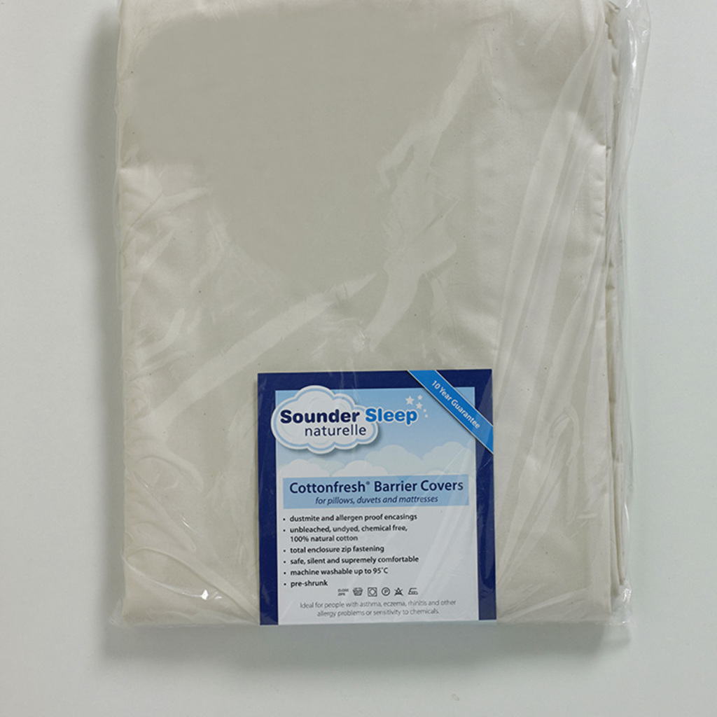 Cottonfresh®  Dust Mite Proof Mattress Cover