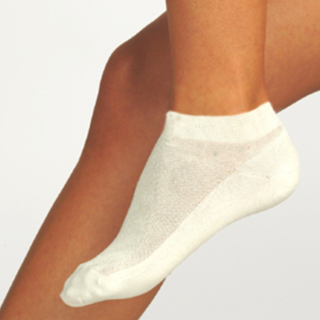 DermaSilk Therapeutic Undersocks for Adults