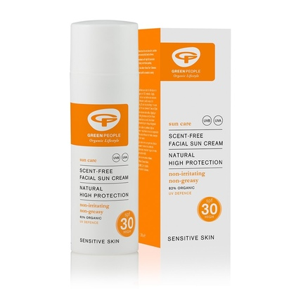 Click to enlarge - Unscented SPF30 Facial Suncream for Sensitive Skin