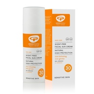 Facial sun cream category tile