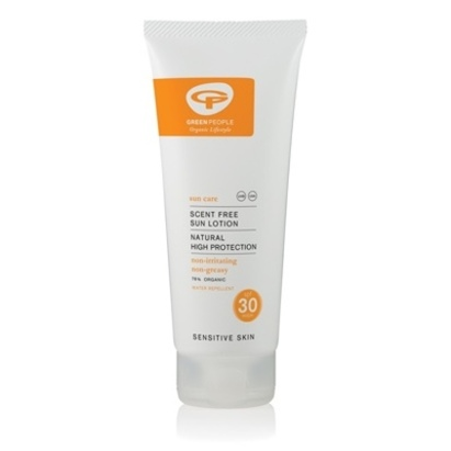 Click to enlarge - Unscented Sun Lotion SPF30 for Sensitive Skin