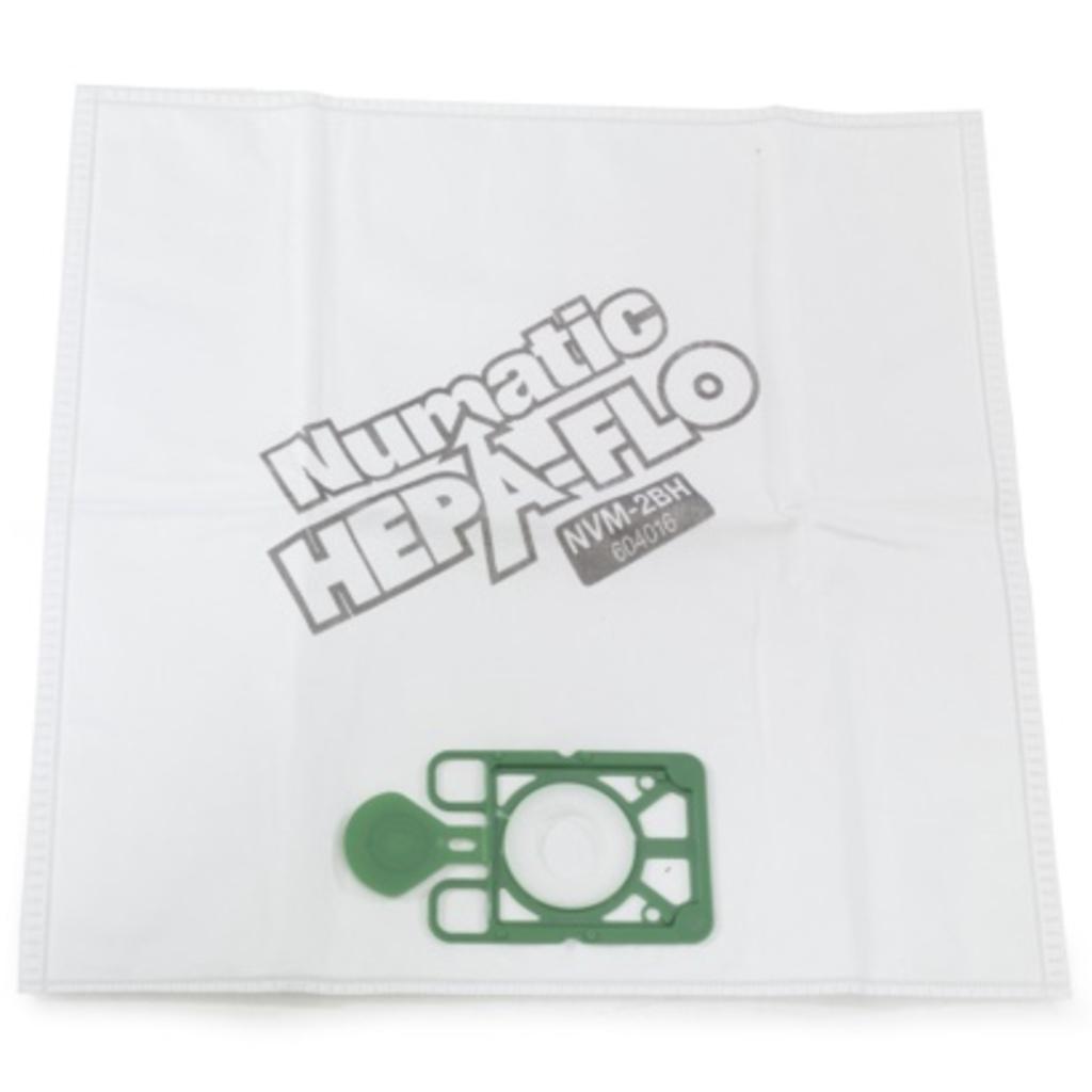 AllerVac HepaFlo Fleece Dustbags Pack of 10