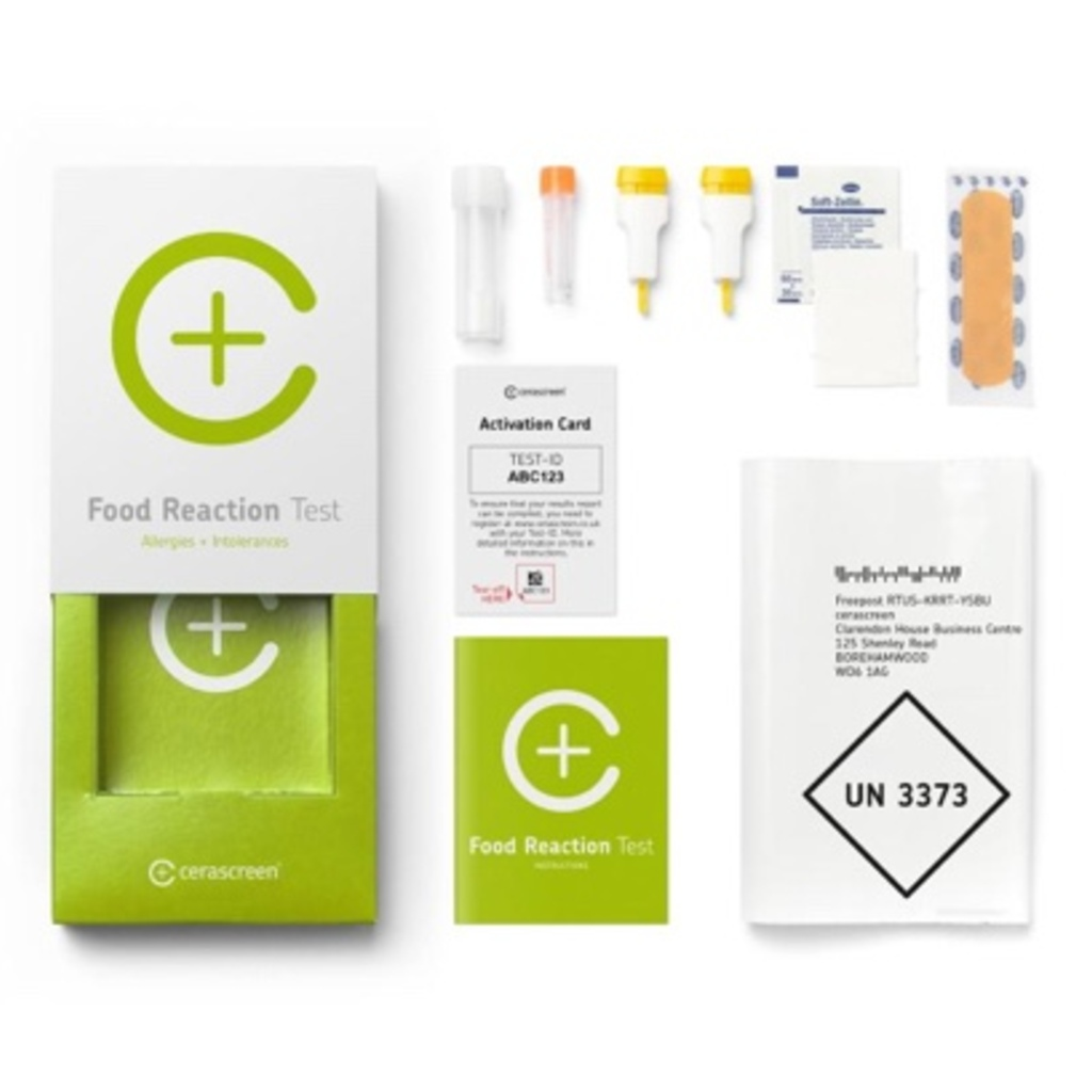 Cerascreen® Food Reaction Test