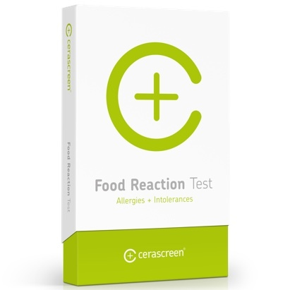 Click to enlarge - Cerascreen® Food Reaction Test