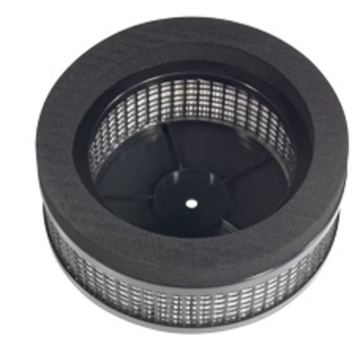Click to enlarge - Replacement HEPA Cartridge for AllerVac H13