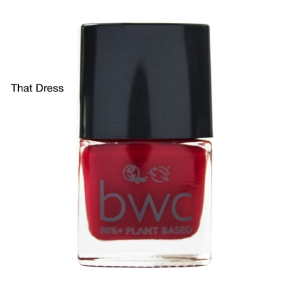 Click to enlarge - Beauty Without Cruelty Nail Colour That Dress
