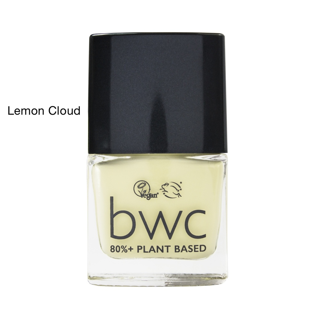 Plant-based Vegan Nail Polish from Beauty Without Cruelty