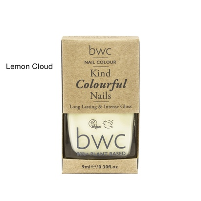 Click to enlarge - beauty Without Cruelty Nail Colour Lemon Cloud