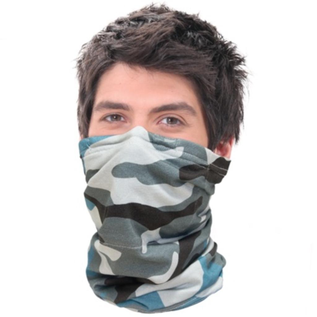Anti-smog Nanofibre Scarf Mask