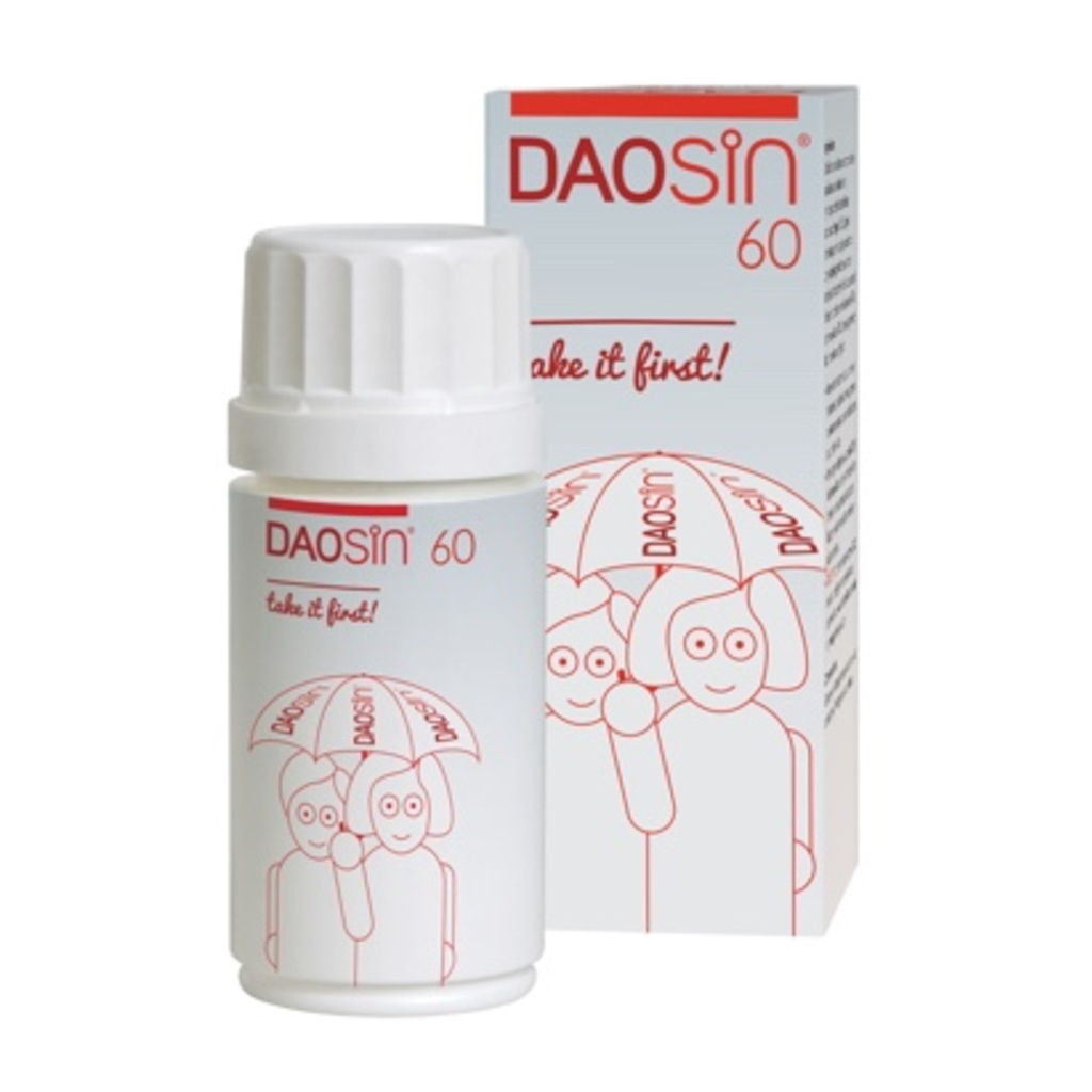 DAOSiN for Histamine Intolerance