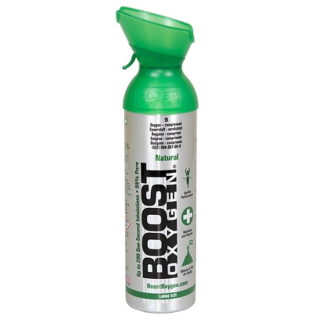 Oxygen Canister - 9 Litre