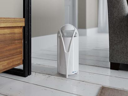 Click to enlarge - Airfree T40 the air purifier designed for smaller rooms