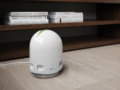 Click to enlarge - Airfree E Series Air Purifier