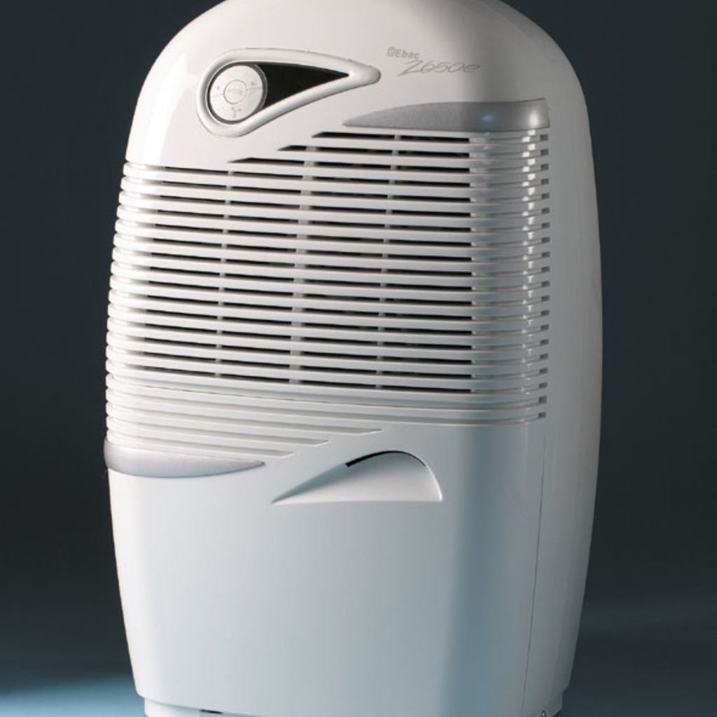 Combined Dehumidifier & Air Purifier
