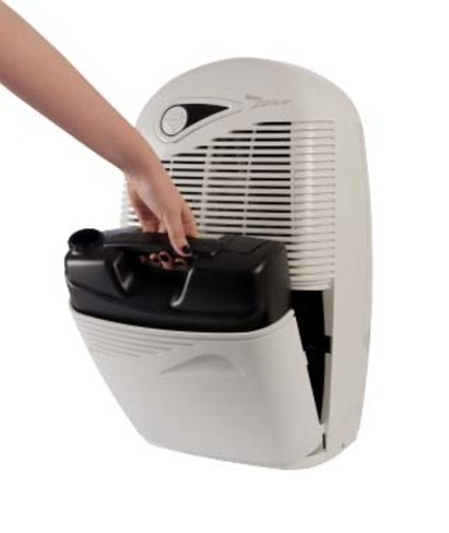 Click to enlarge - Combined Dehumidifier & Air Purifier