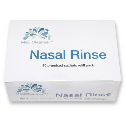 Click to enlarge - MediCleanse™ Nasal Rinse