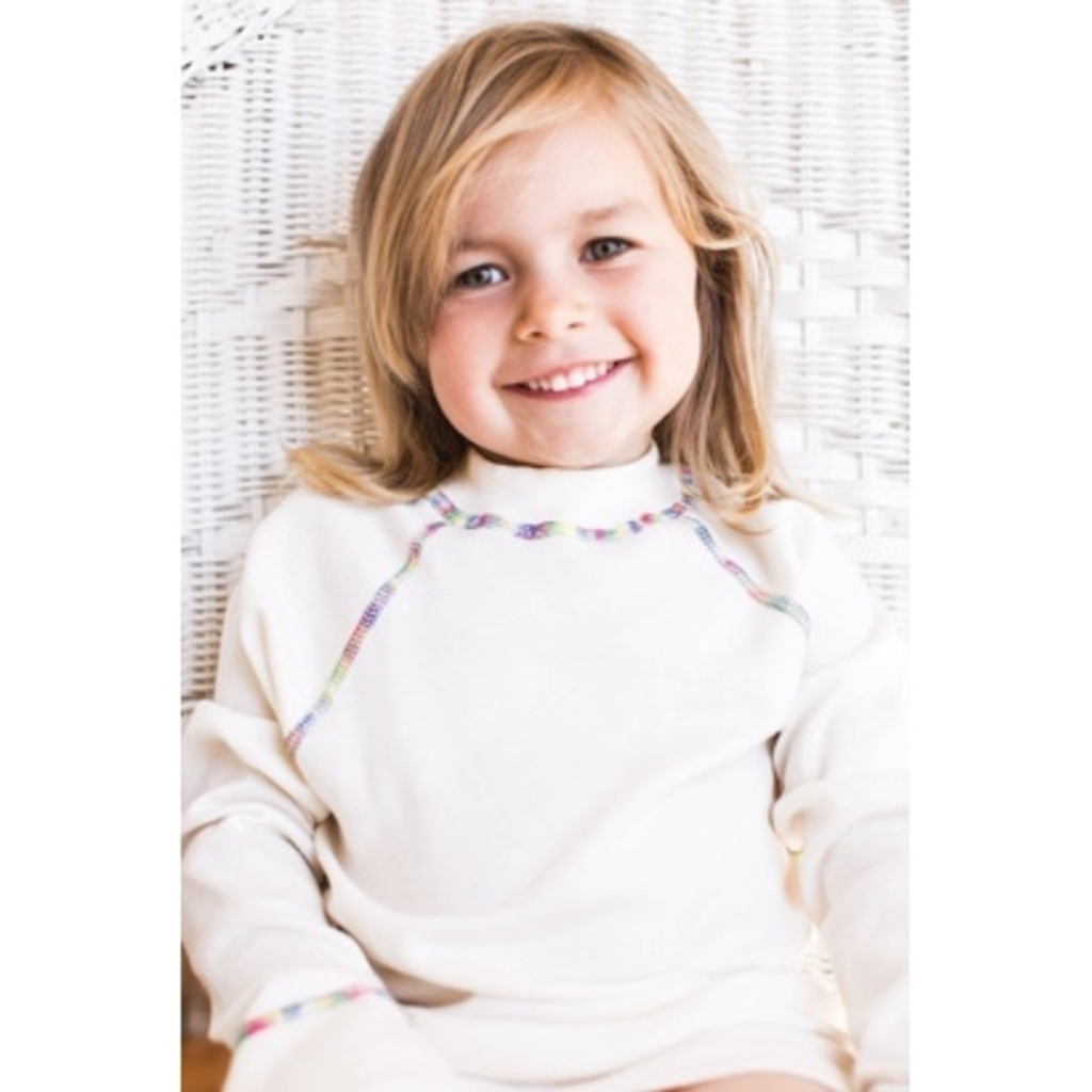 Child's Sleep T with Mittens for Eczema (2-Pack)