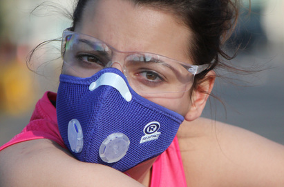 Respro Allergy Mask For Asthma Hayfever And Allergies