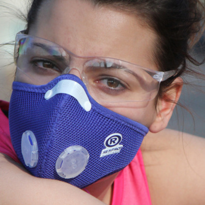 Click to enlarge - Respro Allergy Mask