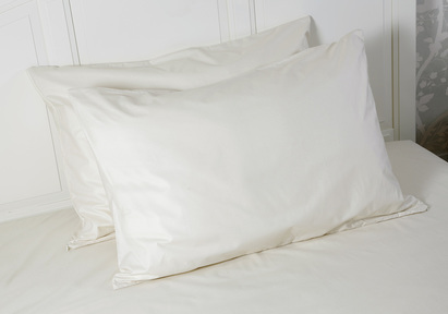 Click to enlarge - Naturelle Cotton Fresh Dustmite proof pillow barrier cover