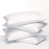 Category tile feather fresh pillow