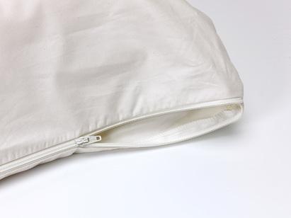 Click to enlarge - Cottonfresh® Dust Mite Proof Duvet Cover