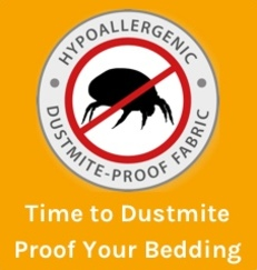 Main dustmite proofing