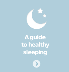 Main guide healthy sleeping
